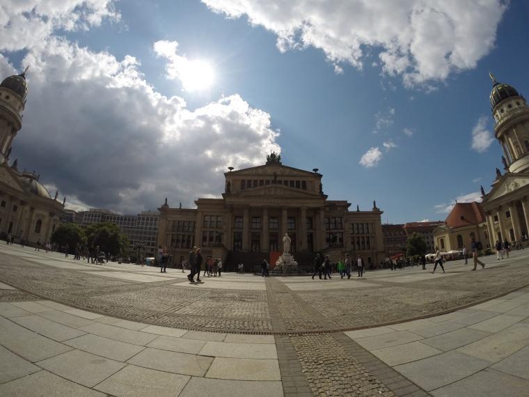 Gendermarkt plaza