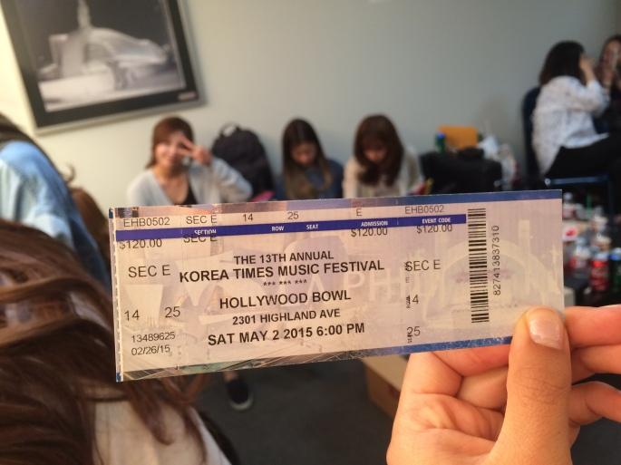 KTMF Ticket in my hands. FINALLY.