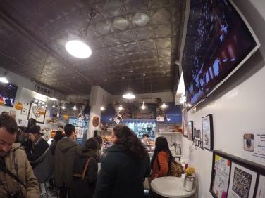 Inside Eileen's
