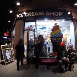 Front of Big Gay Ice Cream Shop