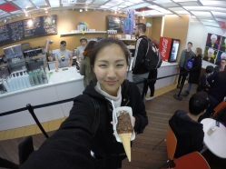 Inside Big Gay Ice Cream Shop