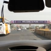 heading to Pune!